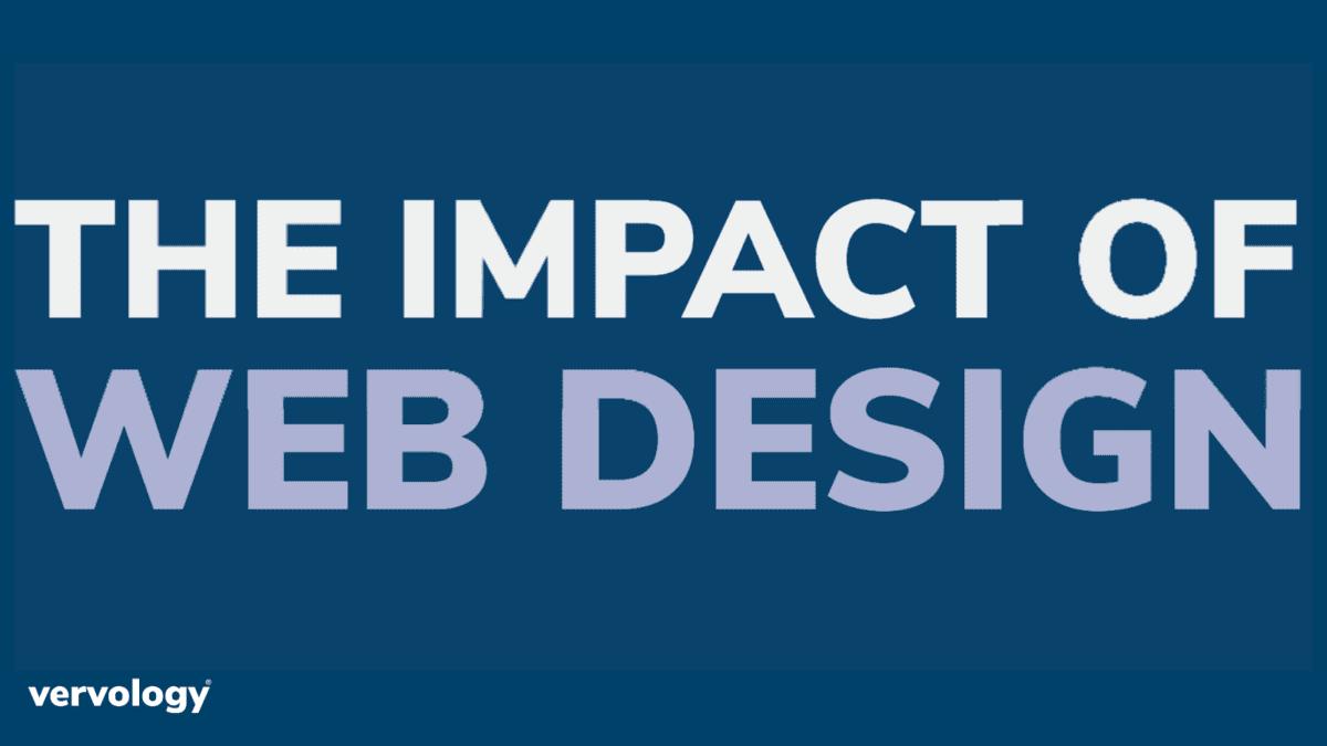 The Impact of Web Design