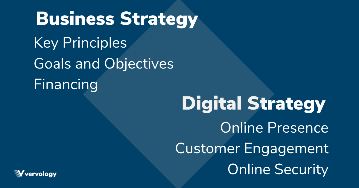 Key principles, goals, and objectives for your online presence and customer engagement