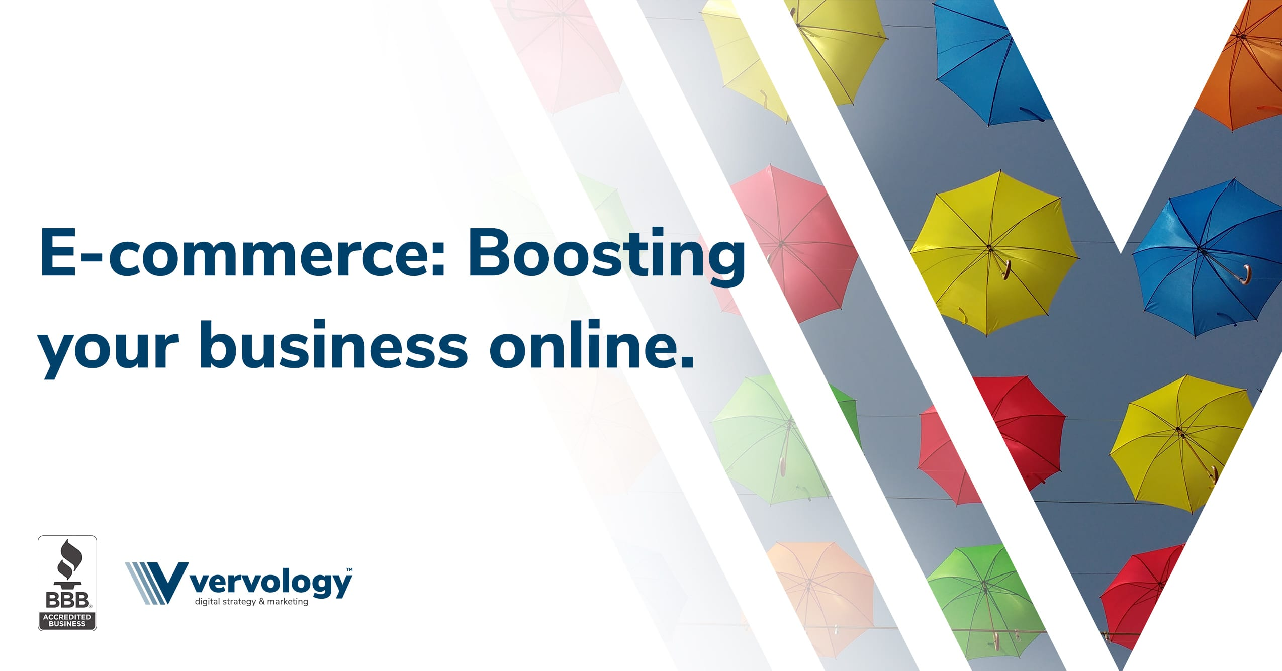 E-commerce: Boosting your business online.
