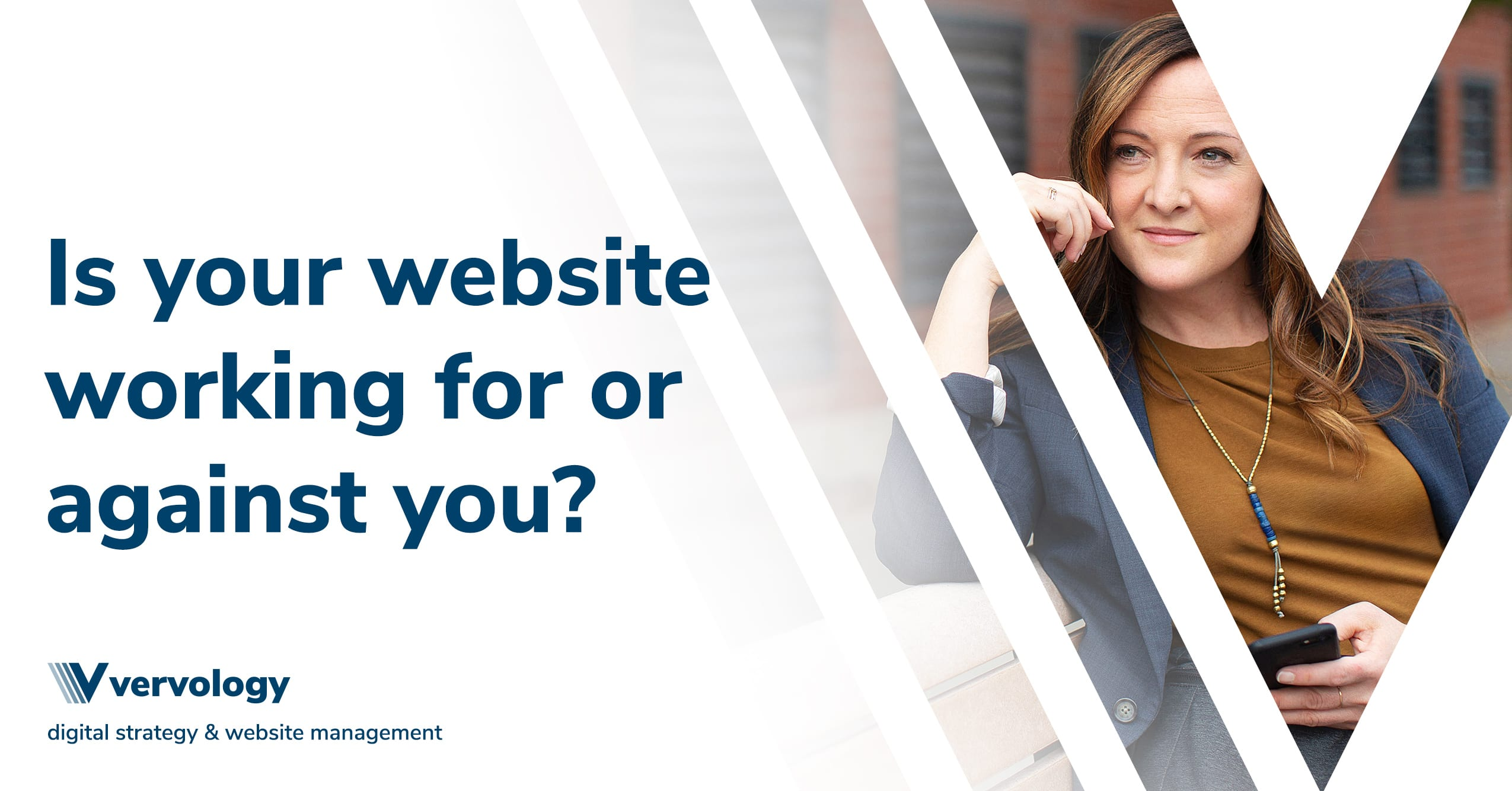 Is your website working for or against you?